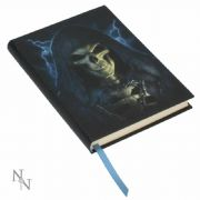 Nemesis Now Gothic Grim Reaper Embossed Journal by James Ryman - 17cm